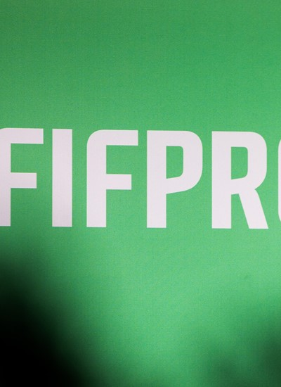 FIFPRO Background Logo Green 2500