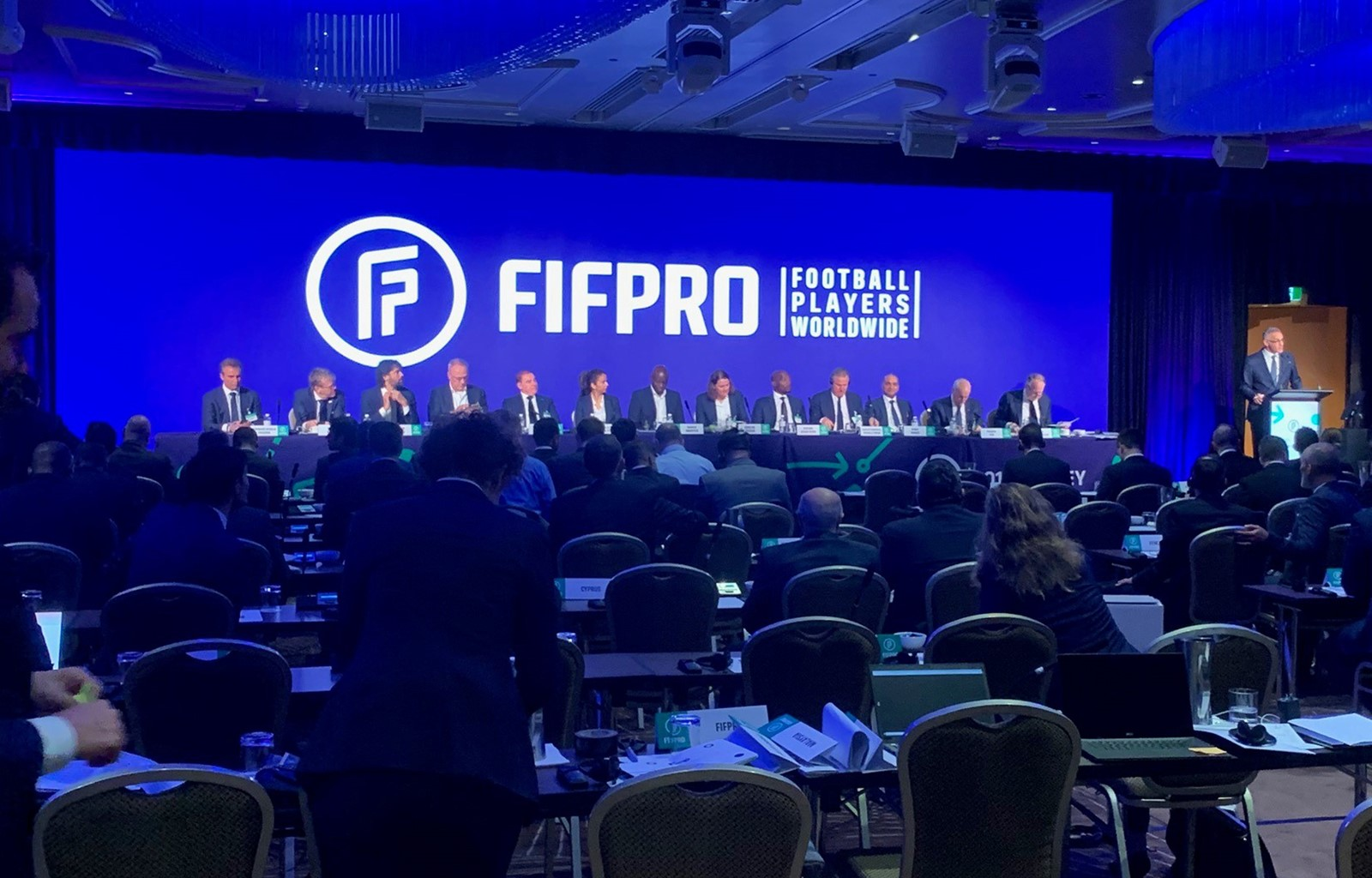 FIFPRO Conference Room 4